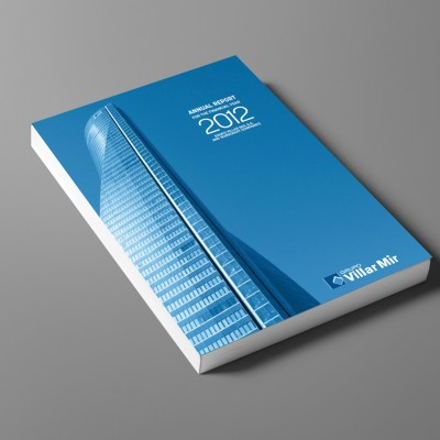 Grupo Villar Mir Informe Anual 2012